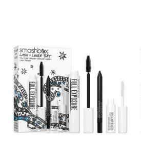Smashbox Drawn In Decked Out Lash & Liner 3-Piece Set