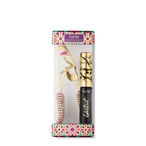 Tarte Lash Delights Lash Essentials Mascara Eyelash Curler 2 Piece Set