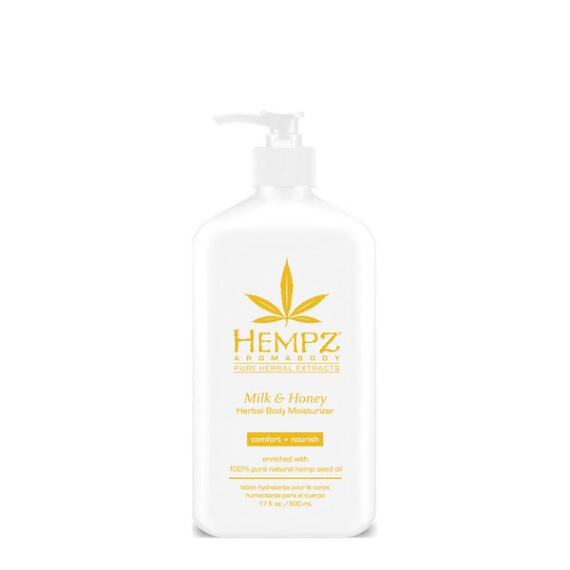 Hempz Milk and Honey Herbal Moisturizer