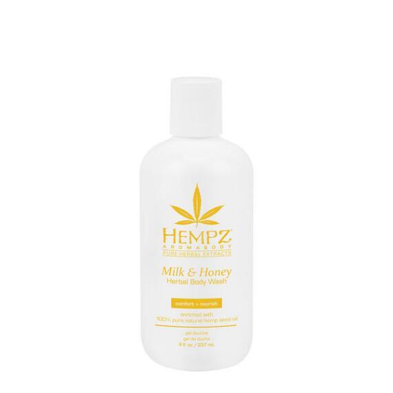 Hempz Milk and Honey Herbal Body Wash