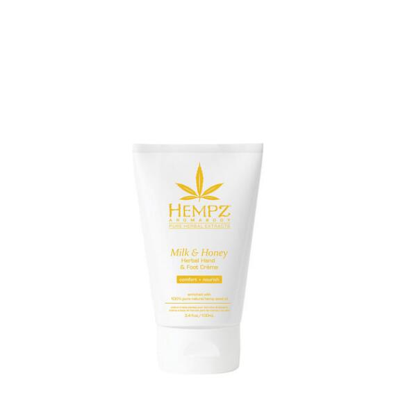Hempz Milk and Honey Herbal Hand and Foot Creme