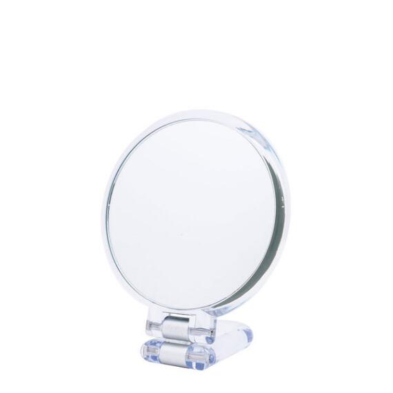 Danielle 15x Soft Touch Folding Hand Held Clear Mirror