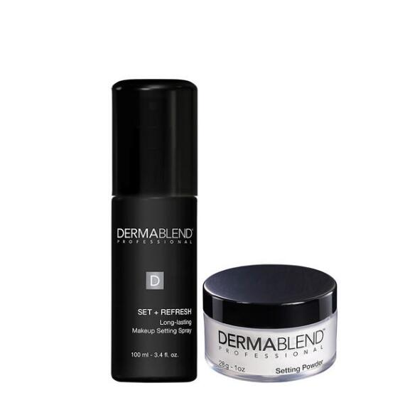 Dermablend Makeup Setting 2-Piece Kit