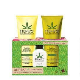 Hempz Original Haircare Trio