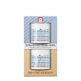 First Aid Beauty Ultra Repair Cream Minis Original and Vanilla Citron