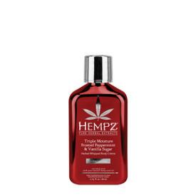 Hempz Frosted Peppermint & Vanilla Sugar Body Lotion Travel Size