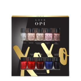 OPI Love XOXO 10-Piece Mini Collection