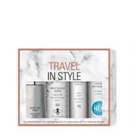 Kenra Travel In Style 4-Piece Kit