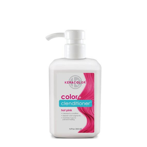 Keracolor Color + Clenditioner Hot Pink