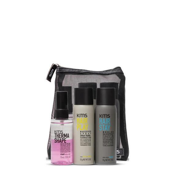 KMS 3-Piece Styling Travel Set