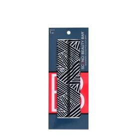 Conair Scunci Beauty Bar No Slip Grip Black and White Active Headwrap