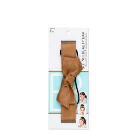 Conair Scunci Beauty Bar Faux Leather Bow Motif Headwrap