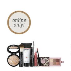 Laura Geller Naturally Glam 6 piece Full Size Collection