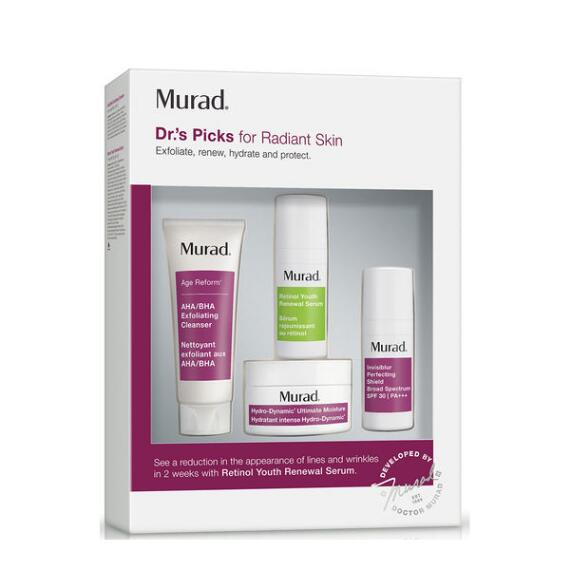 Murad Dr.s Picks for Radiant Skin