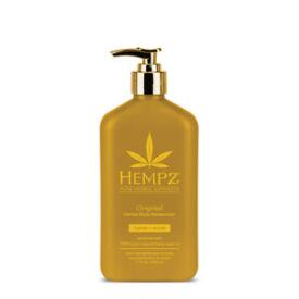 Hempz Original Herbal Body Moisturizer - Limited Edition Bottle