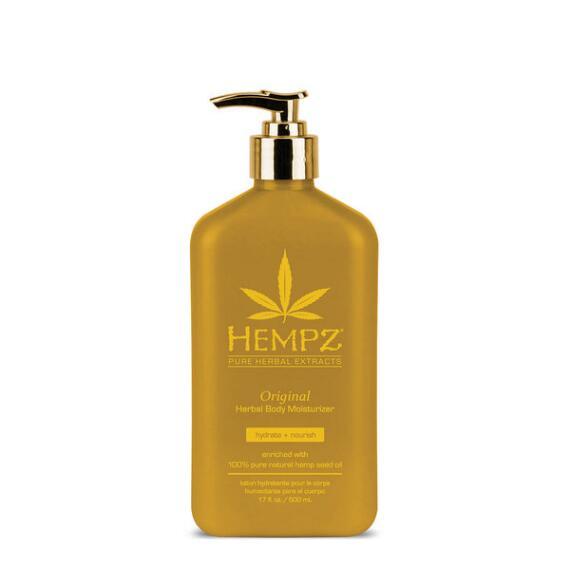 Hempz Original Herbal Body Moisturizer - Limited Edition Bottle