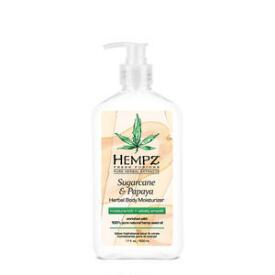 Hempz Sugarcane and Papaya Herbal Moisturizer