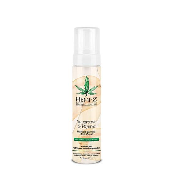 Hempz Sugarcane and Papaya Herbal Body Wash