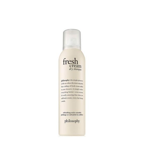 philosophy fresh cream dry shampoo