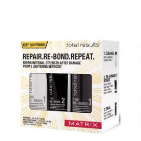 Matrix Total Results Repair ReBOND Repreat Kit