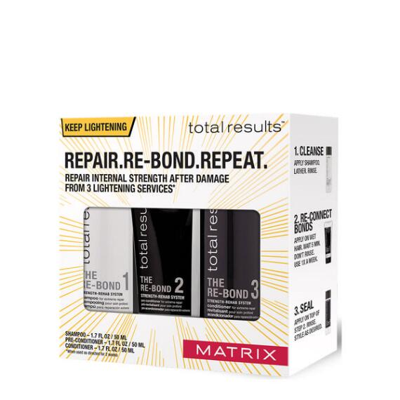 Matrix Total Results Repair ReBOND Repreat Kit