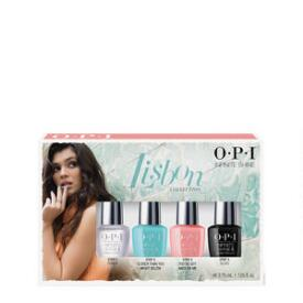 OPI Lisbon Infinite Shine 4 Piece Mini Pack