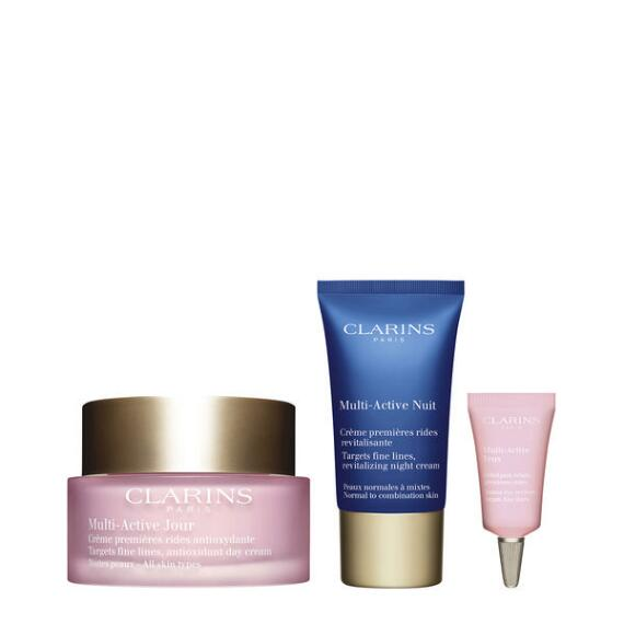 Clarins Multi Active Discovery Kit