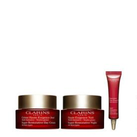 Clarins Super Restorative Day and Night Discovery Kit