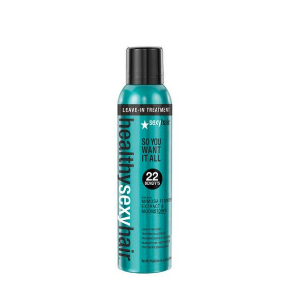 Sexy Hair Healthy Sexy Hair So You Want It All Leave-In Treatment