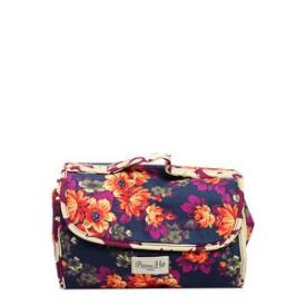 Modella Floral Carry All Clutch