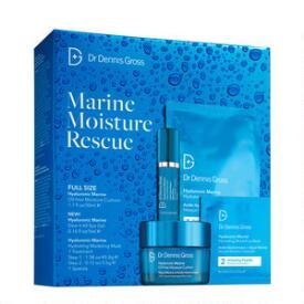 Dr. Dennis Gross Skincare Marine Moisture Rescue Kit