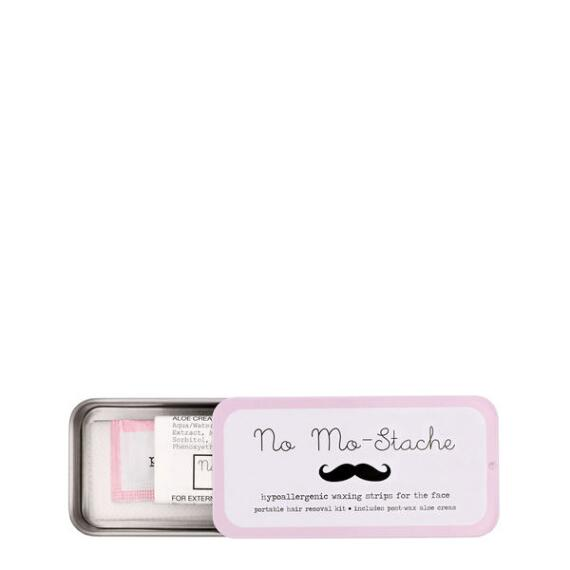 No Mo-Stache Portable Lip Wax Kit for the Face