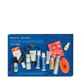 Beauty Brands Travel Essentials 16 piece Box
