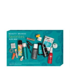 Beauty Brands Favorites 15 piece Box