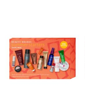 Beauty Brands Summer Starters 14 piece Box