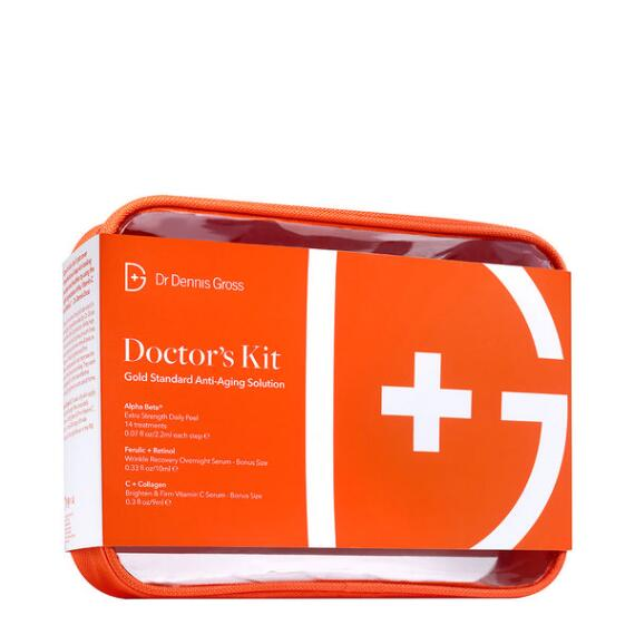 Dr. Dennis Gross Skincare Doctor's Kit Gold Standard Anti-Aging Solution