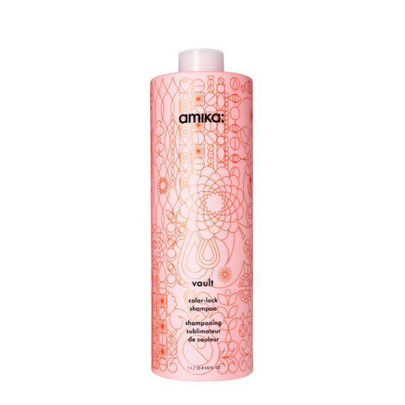 Amika Vault Color Lock Shampoo Amika Shampoo Color Care Shampoo