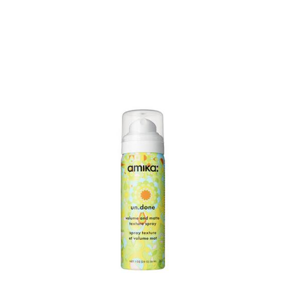 amika Un Done Volume and Matte Texture Spray Travel Size