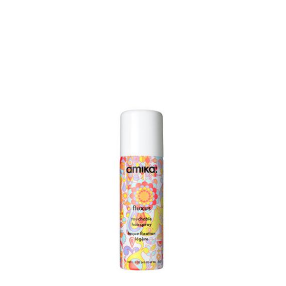 amika Fluxus Touchable Hairspray Travel Size
