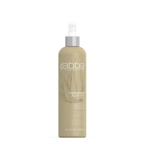Abba Pure Preserving Blow Dry Hair Spray
