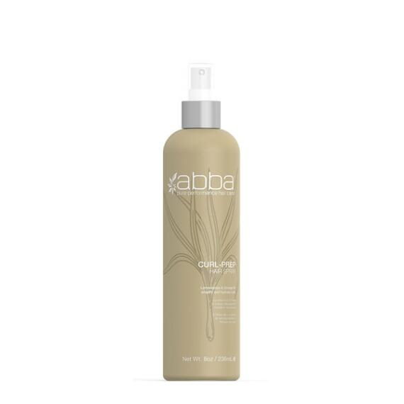 Abba Pure Curl Prep Spray