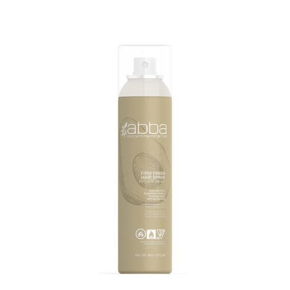 Abba Pure Firm Finish Hair Spray