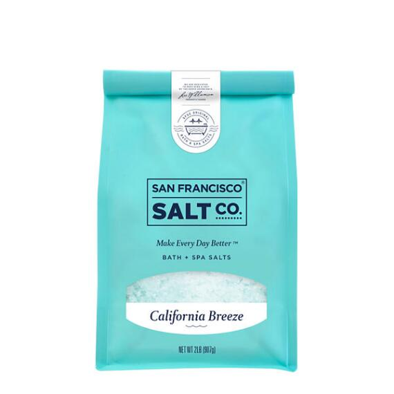 San Francisco Salt Co California Breeze Bath Salts