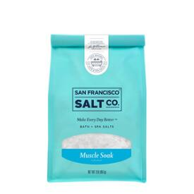 San Francisco Salt Co Muscle Soak Bath Salts