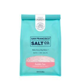 San Francisco Salt Co Bubble Fun Bath Salts - Foaming