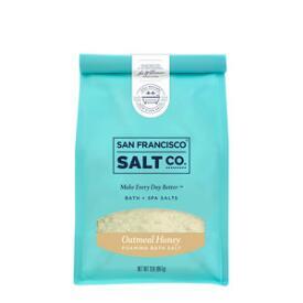 San Francisco Salt Co Oatmeal and Honey Bath Salts