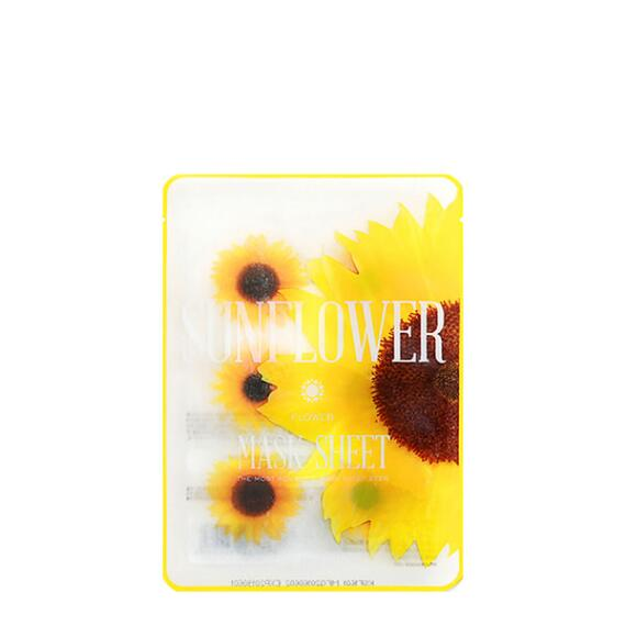Kocostar Sunflower Flower Sheet Mask