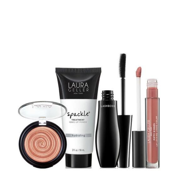 Laura Geller Glow Getter 4 Piece Kit