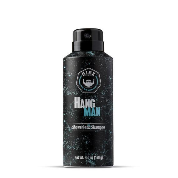 Gibs Grooming Hang Man Showerless Shampoo
