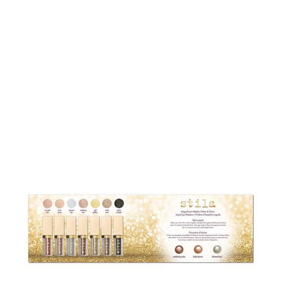 Stila Glitter and Glow Blister Card GWP